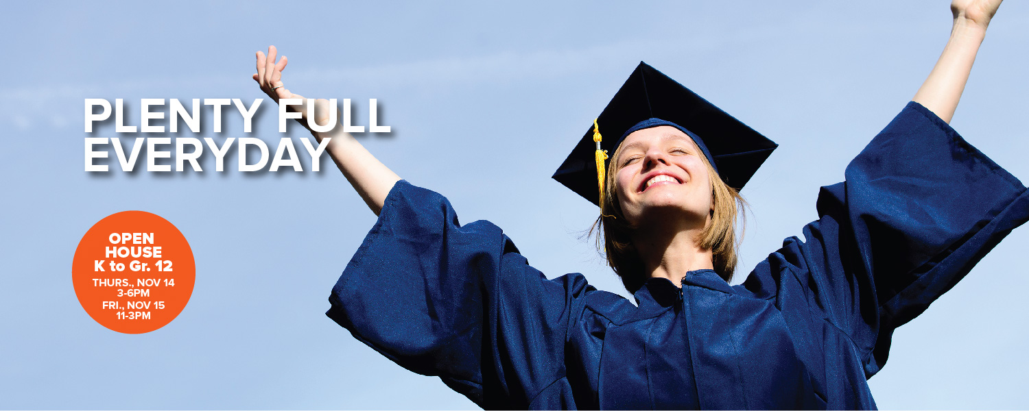 Signet Christian Private School Toronto Open House -nov-14-and-15